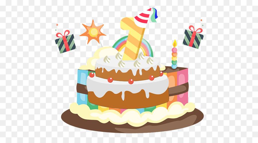 Birthday Cake And Ice Cream Clipart