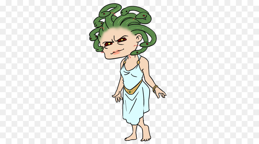 medusa rider gorgon greek mythology clip art medusa cliparts png rh kisspng com medusa head clipart Cute Medusa