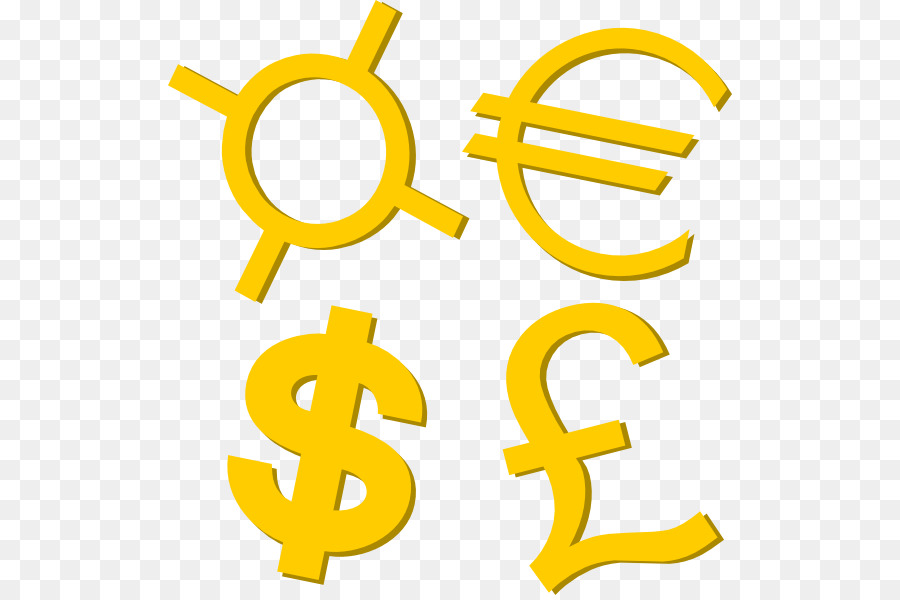 Currency Symbol Money Clip Art Images Of Money Symbols Png