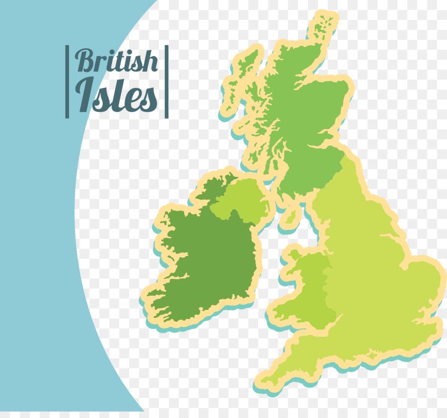 Northern Ireland Isle Of Man England Longkesh Creative Map Design