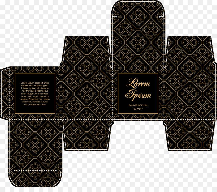 Cuadro Perfume De La Plantilla - Caja negra para ampliar el mapa ...