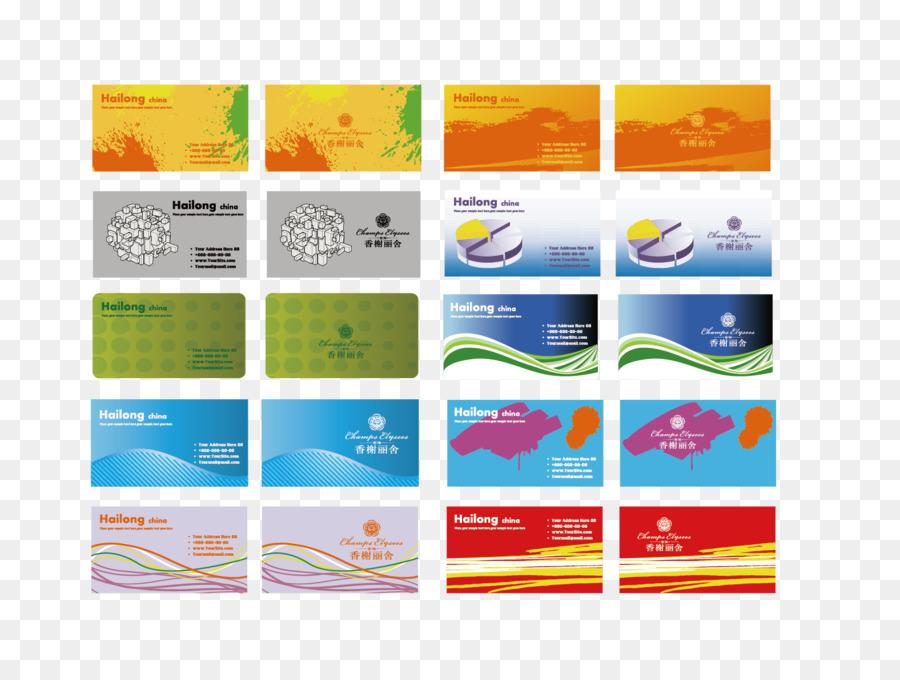 Business Card Technology Printing Carte De Visite