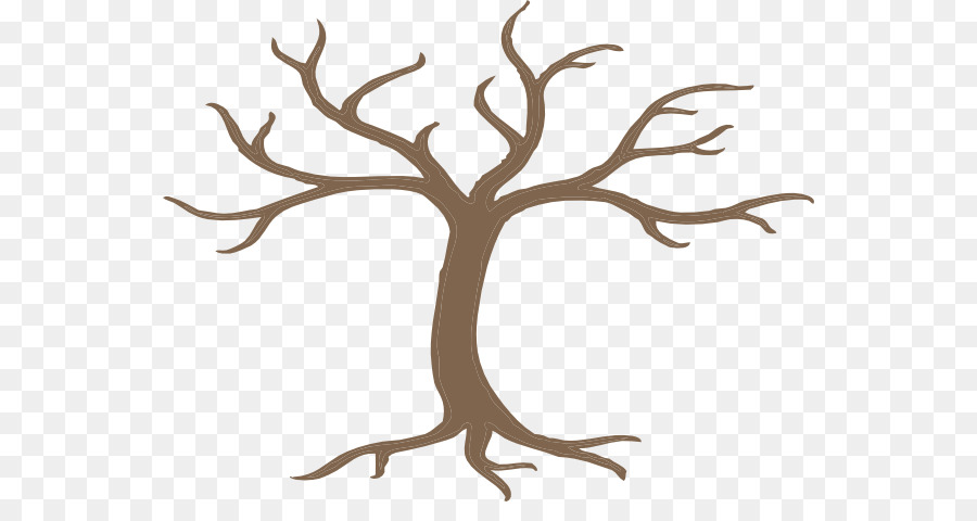 Branch Tree Root Clip Art Stump Clipart Png 600 462 Free Transpa