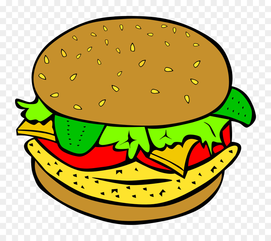 junk food hamburger fast food cheeseburger clip art free windows rh kisspng com cheeseburger clipart black and white bacon cheeseburger clipart