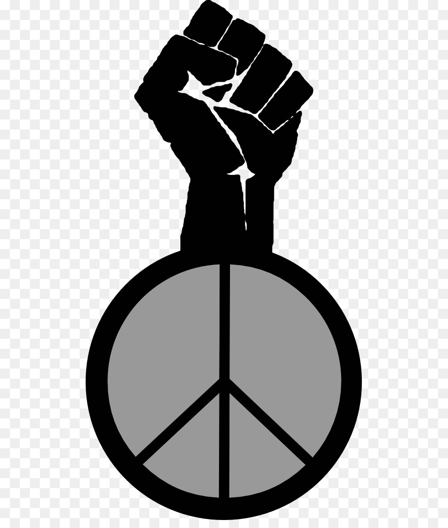 Peace Symbols Fist Flower Power Clip Art Pictures Of People On The