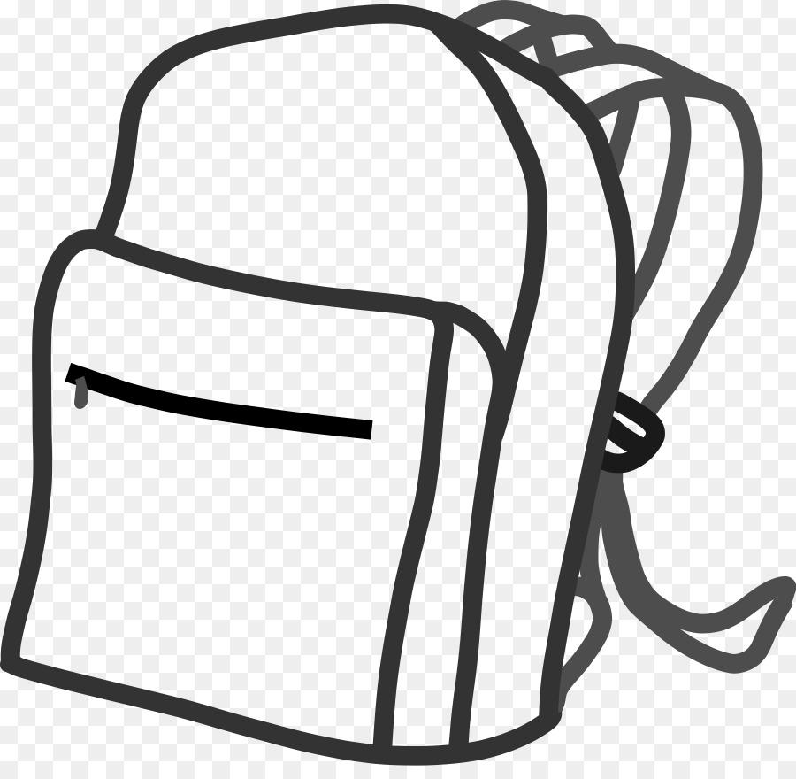 bag backpack black and white clip art school bags cliparts png rh kisspng com bags clipart back clip art