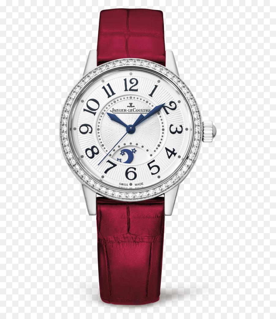 8bc6fe68ad2 Jaeger-LeCoultre Reverso Relojoeiro Jóias - Jaeger vermelho relógio de  diamantes forma de mulher