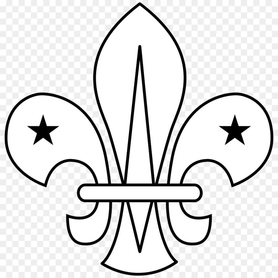 Scouting Fleur-de-lis Scout Association of Hong Kong Cub Scout Clip ...