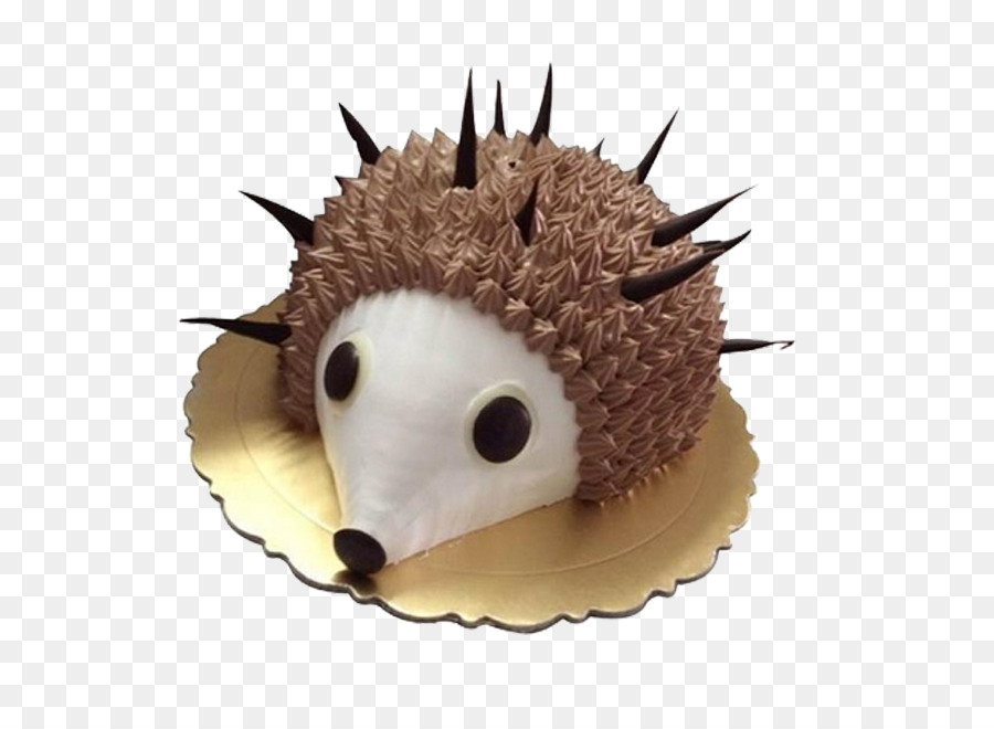 Hedgehog Birthday Cake Torte Mousse Bakery Creative Cake Material