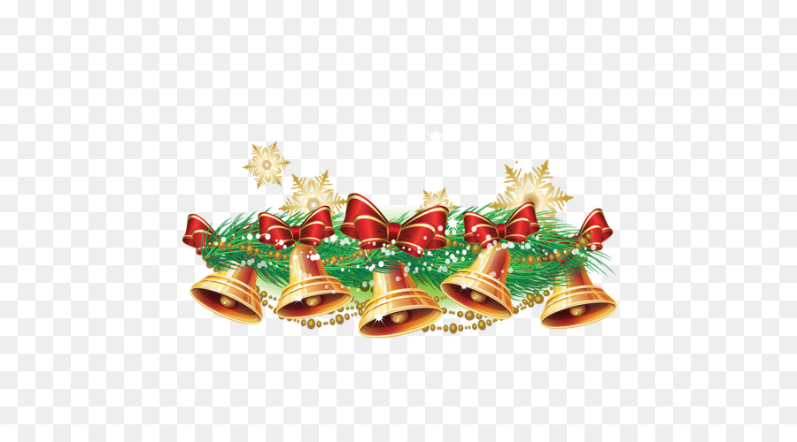 christmas jingle bell clip art christmas bells background decoration - Christmas Bells Decorations