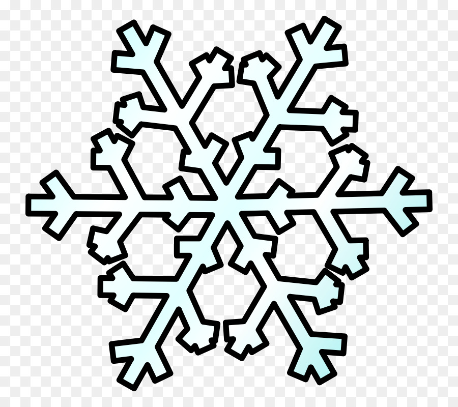 snowflake cartoon clip art small snowflake clipart png download rh kisspng com
