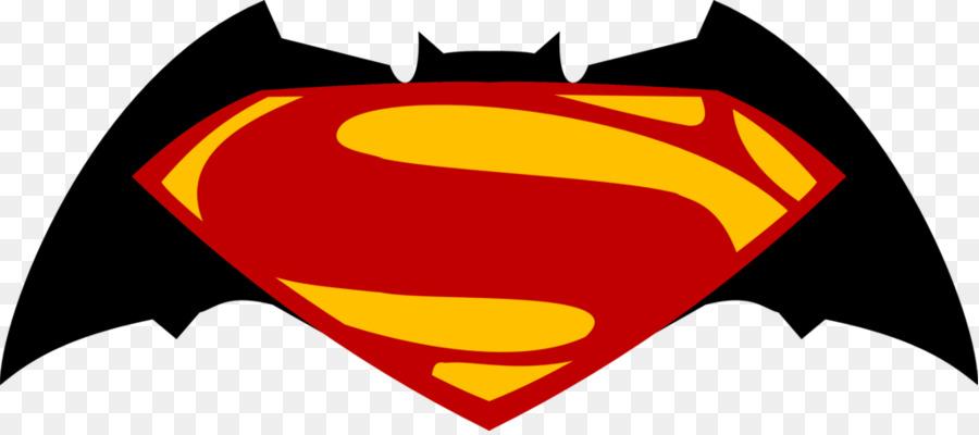 Batman Superman Logo Clip Art