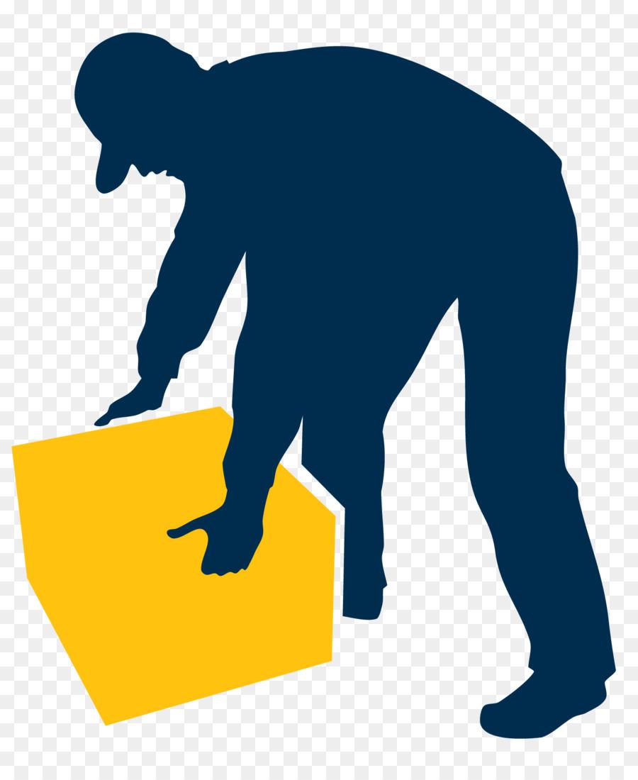 Labour law Labour economics Employment Job - Porter the master silhouette