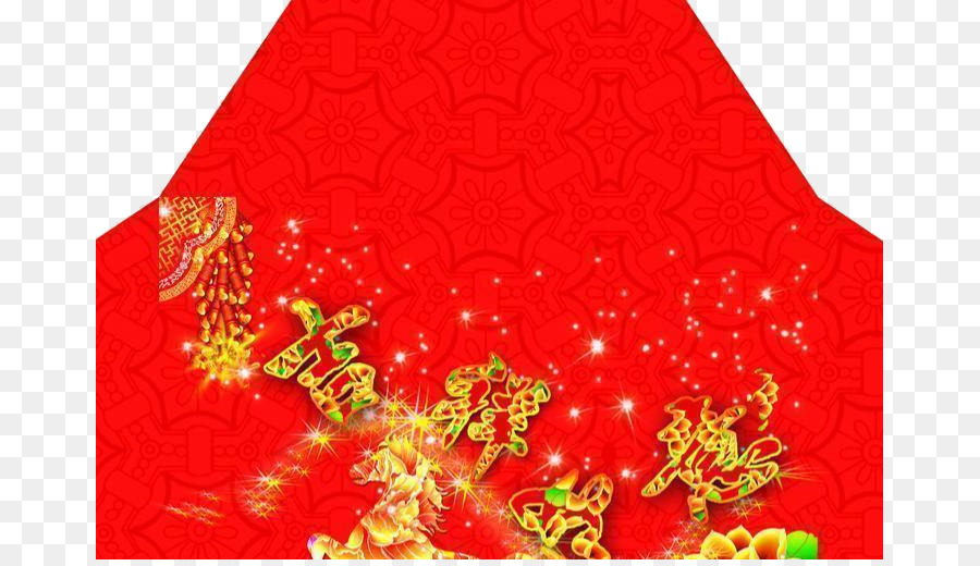 red envelope new year template auspicious new year red envelope template