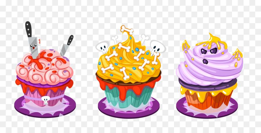 Cupcake Halloween Kuchen Sussigkeiten Mais Clipart Halloween Kuchen