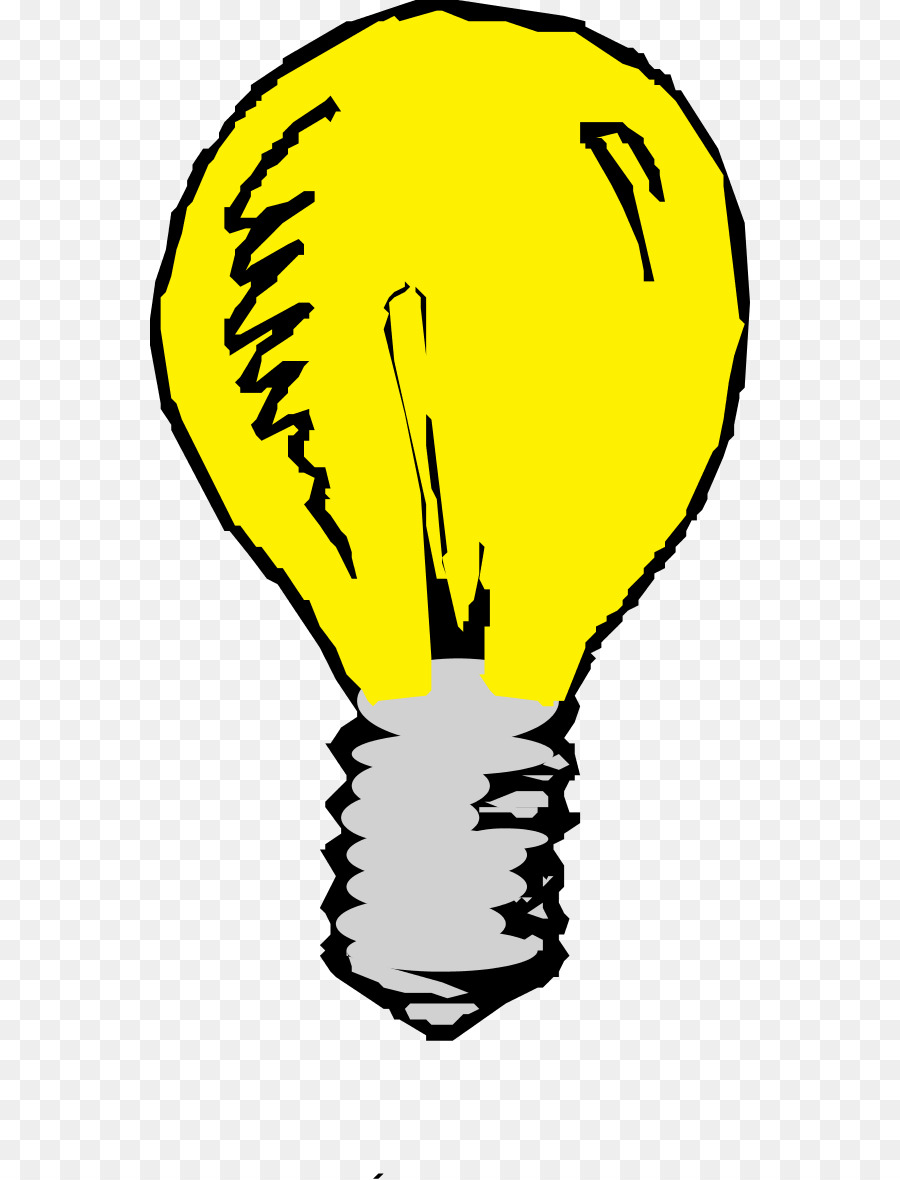 Incandescent Light Bulb Animation Clip Art Cartoon Light Switch