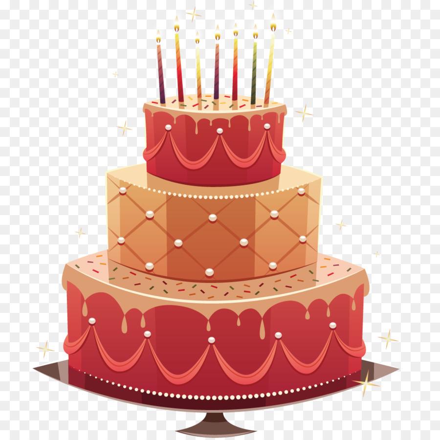 Birthday Cake Cream Dobos Torte Rainbow Cookie Beautiful Holiday