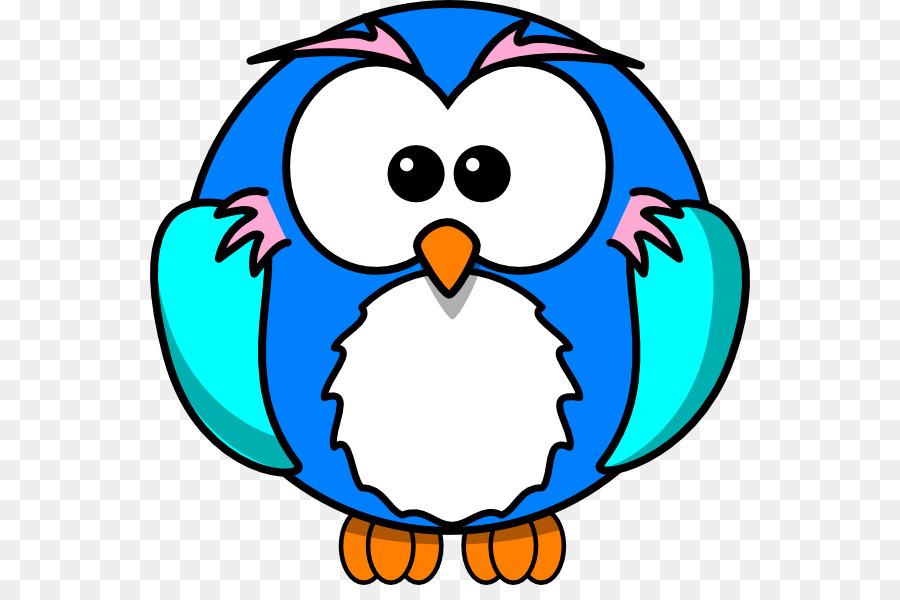 Owl Cartoon Clip Art
