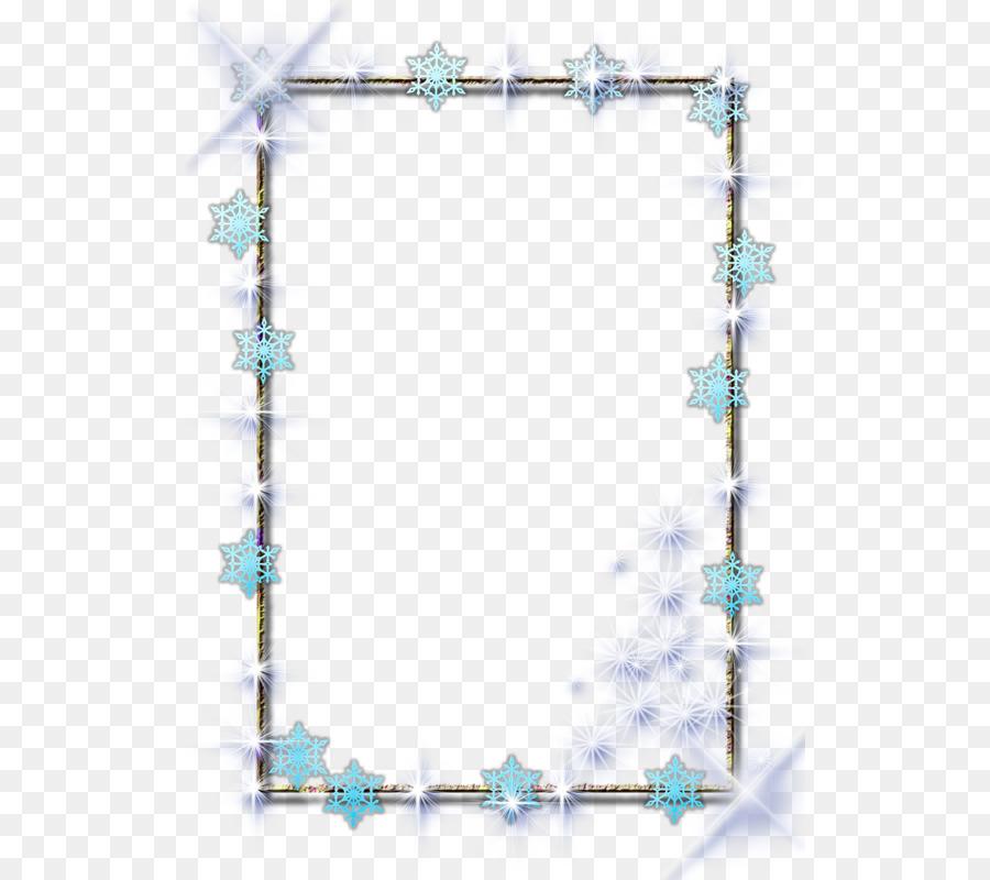 Marco de la imagen del Patrón - Azul patrón de Estrella Formatos De ...