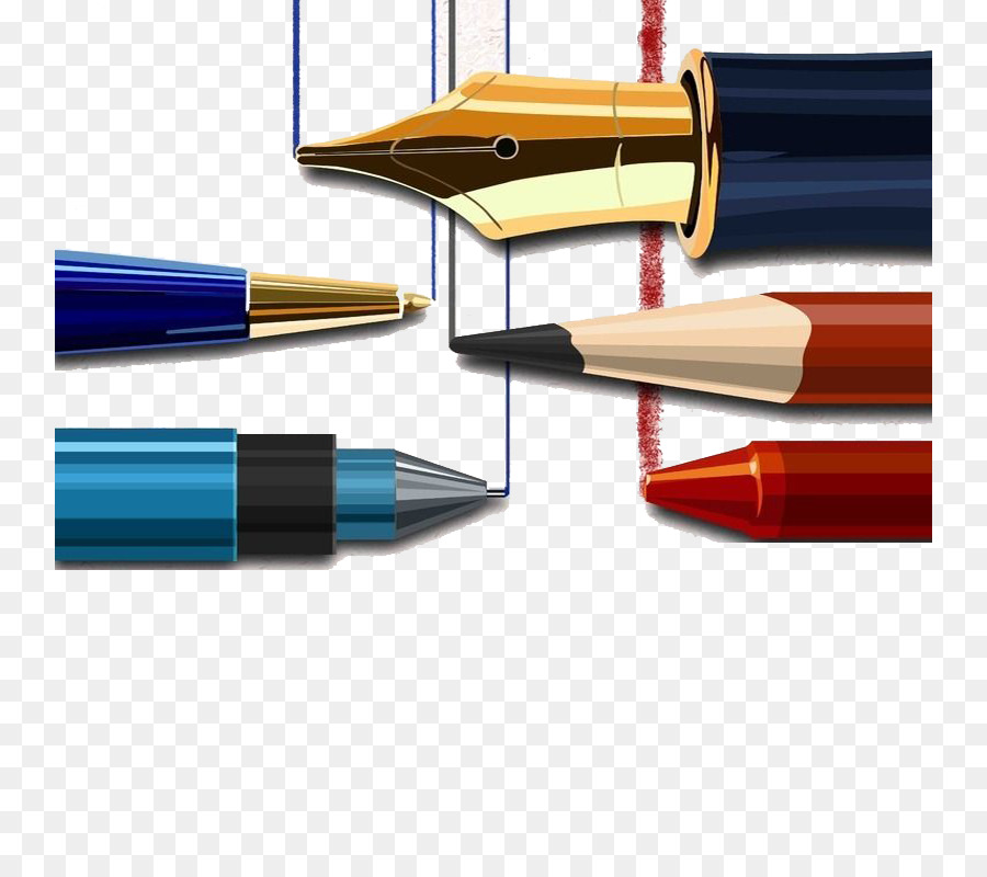 Writing High Definition Video Television Magazine Wallpaper Personalized Pens