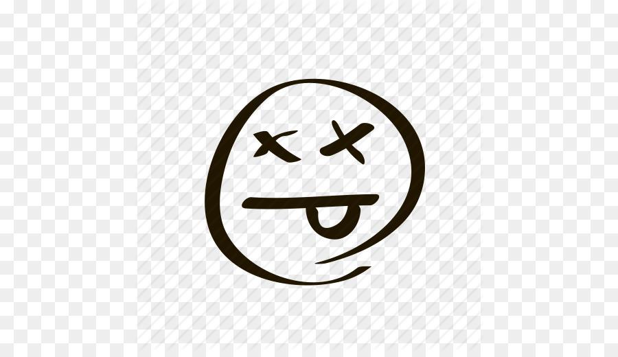 Smiley Emoticon Death Clip Art Dead Face Cliparts Png Download