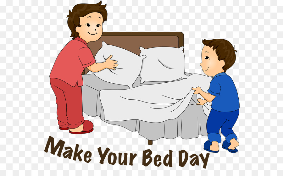 make your bed bedmaking clip art making cliparts png