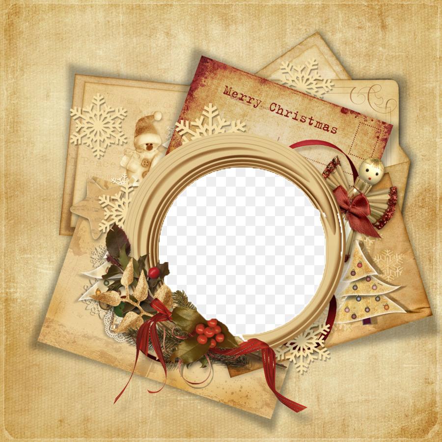 Wedding invitation Paper Christmas card Greeting card - Christmas ...