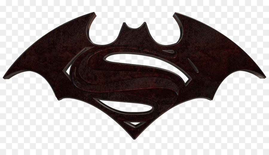 Batman The Death Of Superman Logo Clip Art