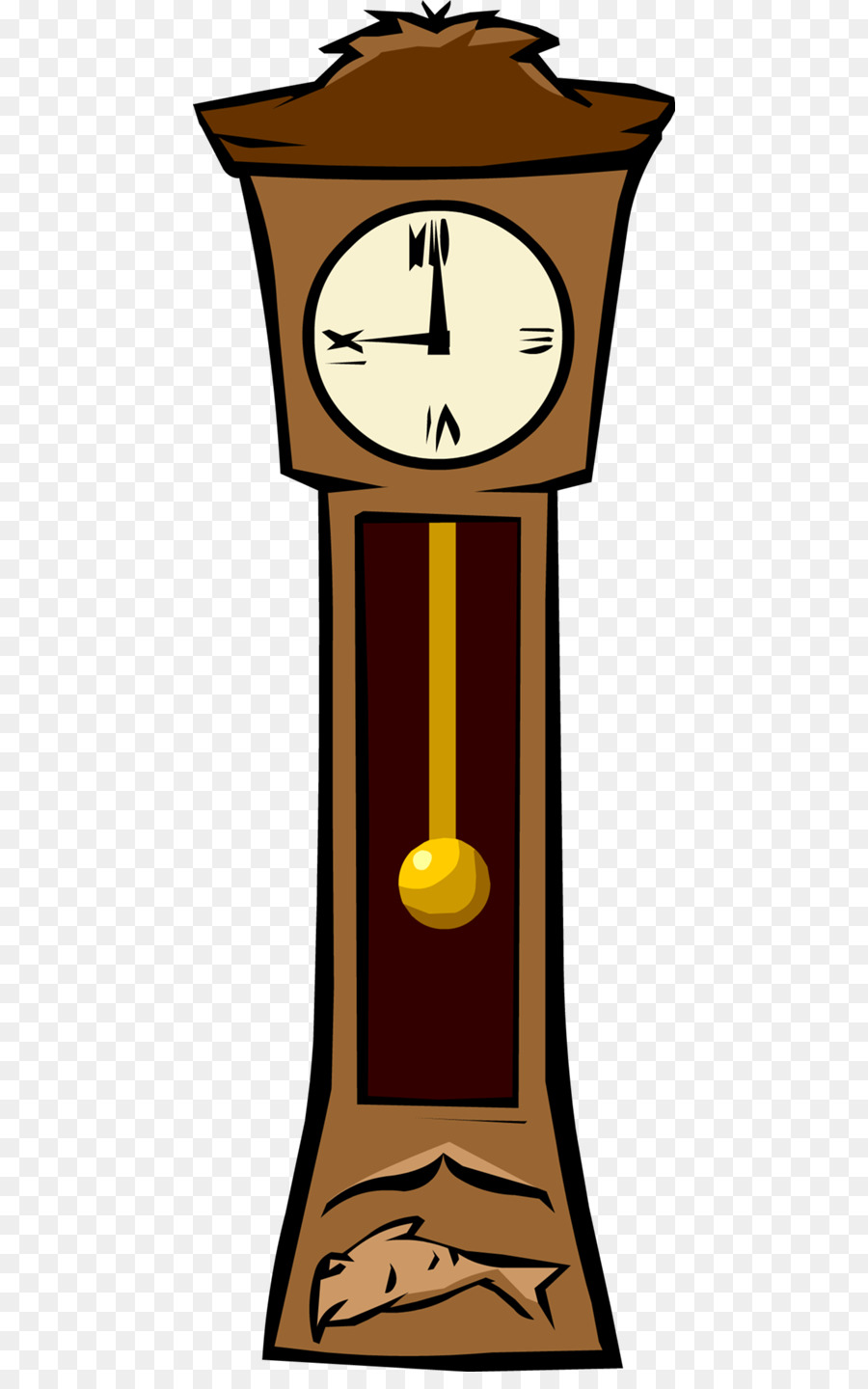 club penguin longcase clock clip art cartoon grandfather cliparts rh kisspng com free grandfather clock clipart