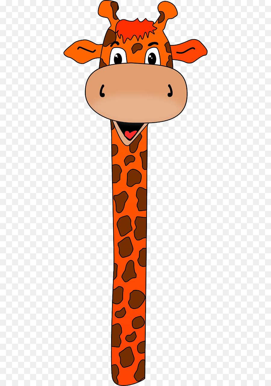 baby giraffes neck cartoon clip art animated giraffe cliparts png rh kisspng com