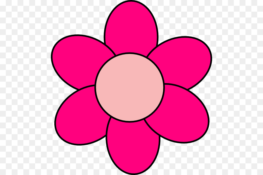 Cartoon Flower Cliparts png download - 552*600 - Free ...