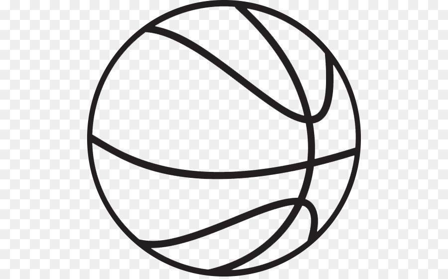 Basketball black. Line background png download