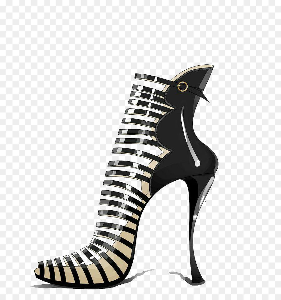 Talon Les Haut La À Dessin De Chaussure Chaussures Designer Cqt7qrEU