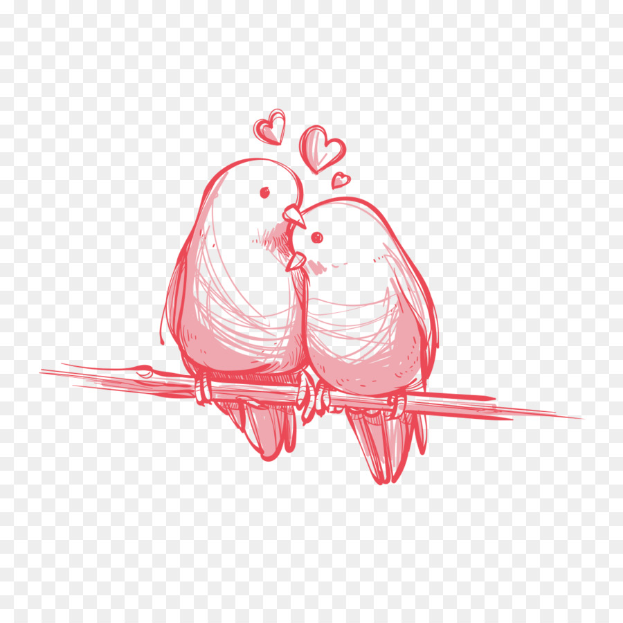 Love Wedding invitation YouTube Valentine\'s Day - Pink background ...