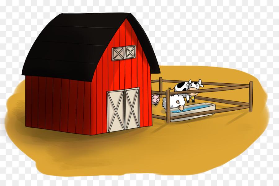 Cattle Silo Farm Barn Clip Art