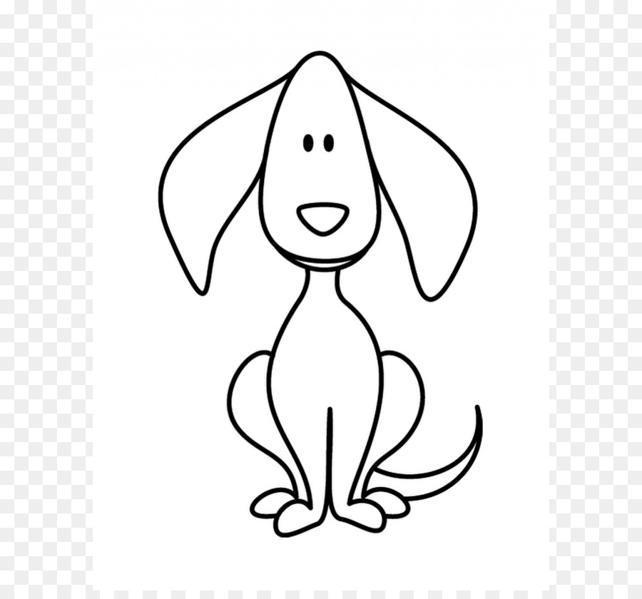 Perro Cachorro de Dibujo Clip art - Pelota De Playa Páginas Para ...