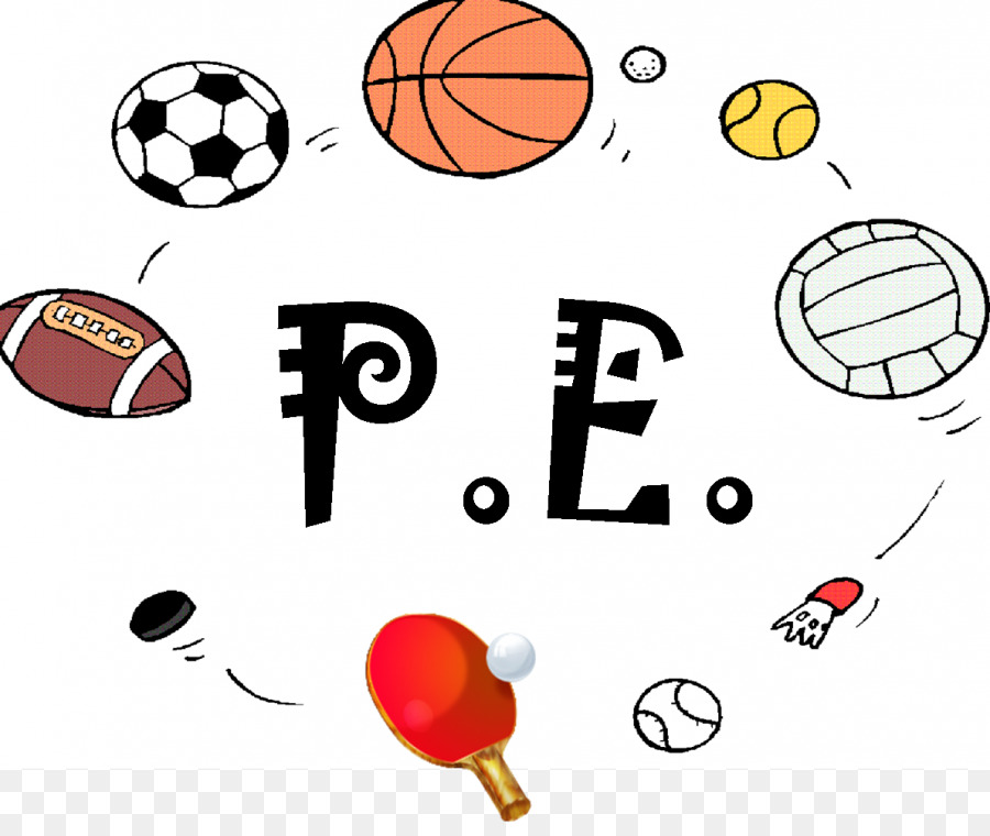 Student Physical education Middle school - Pe Cliparts png ...