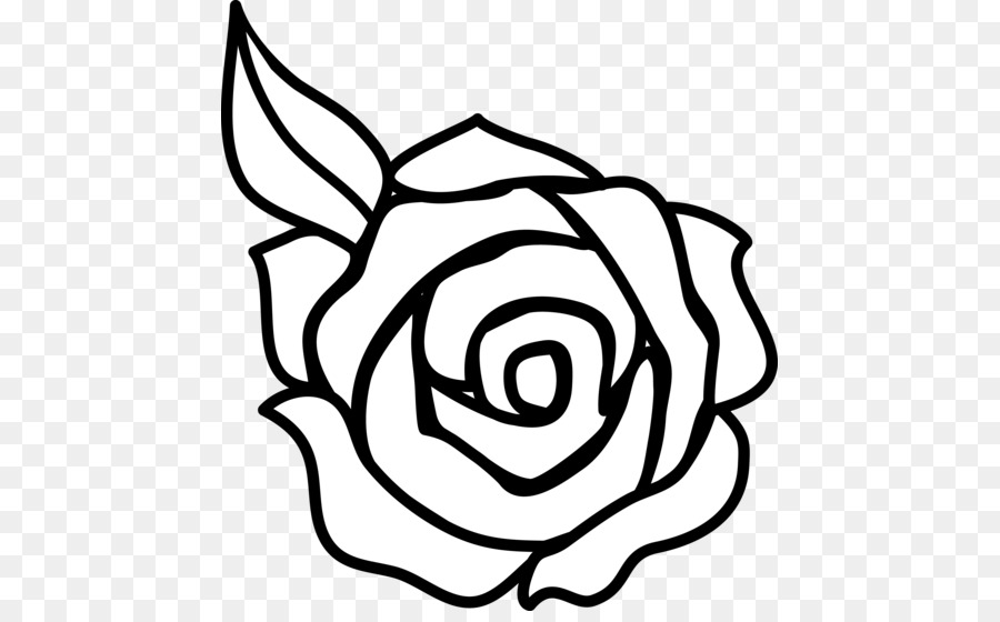 rose outline drawing clip art black and white rose drawing png rh kisspng com free clip art roses black and white rose clipart black and white png
