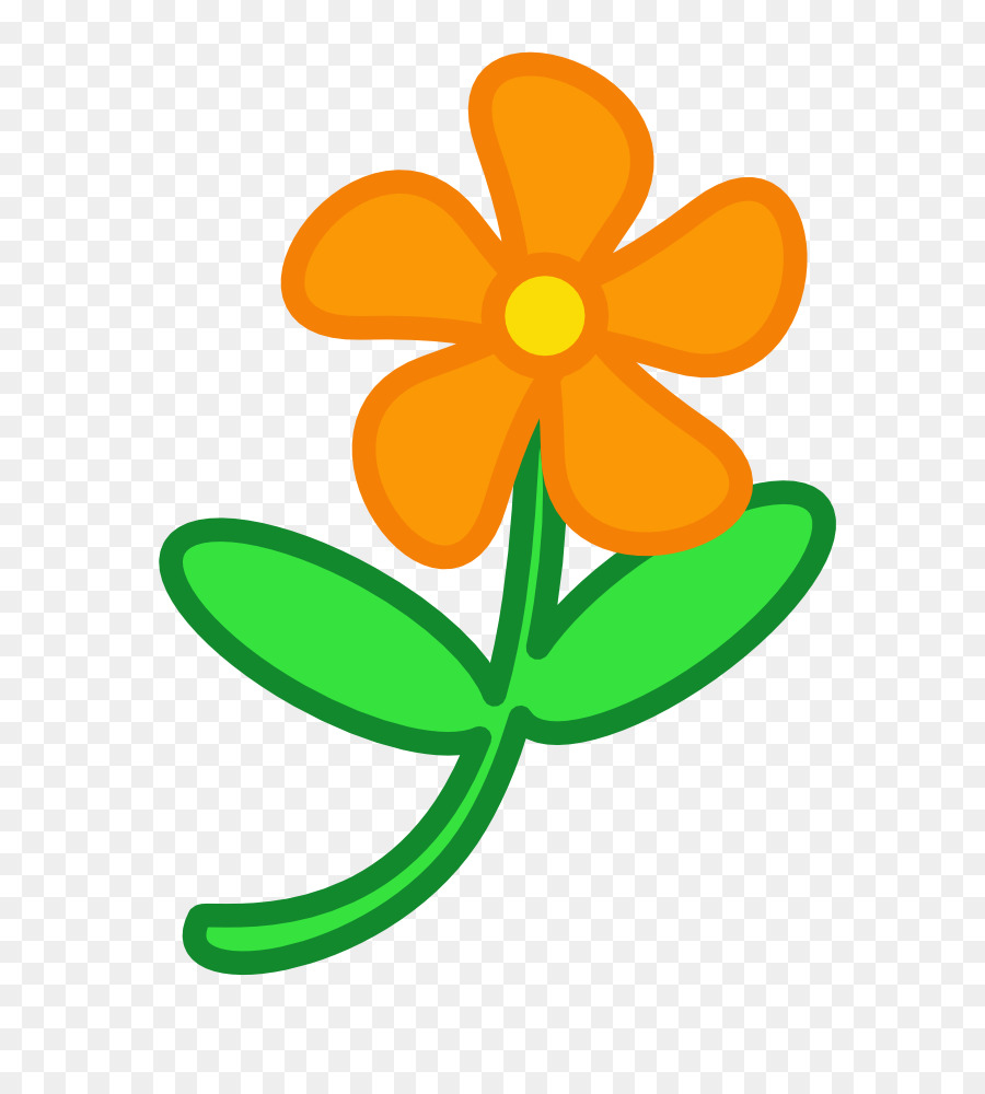 Flower Free Content Clip Art Daisy Flower Clipart Png Download