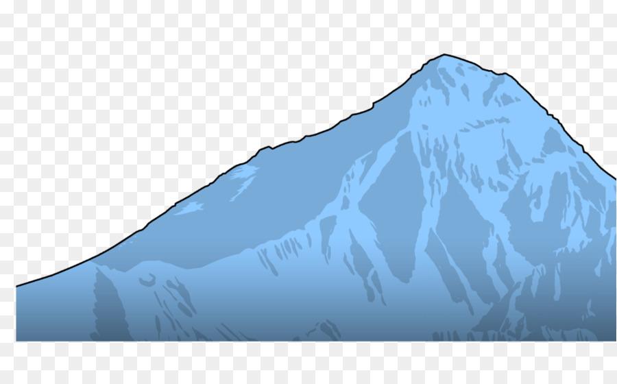 Gunung Everest Gunung Mendaki Clip Art Pendaki Gunung Gambar