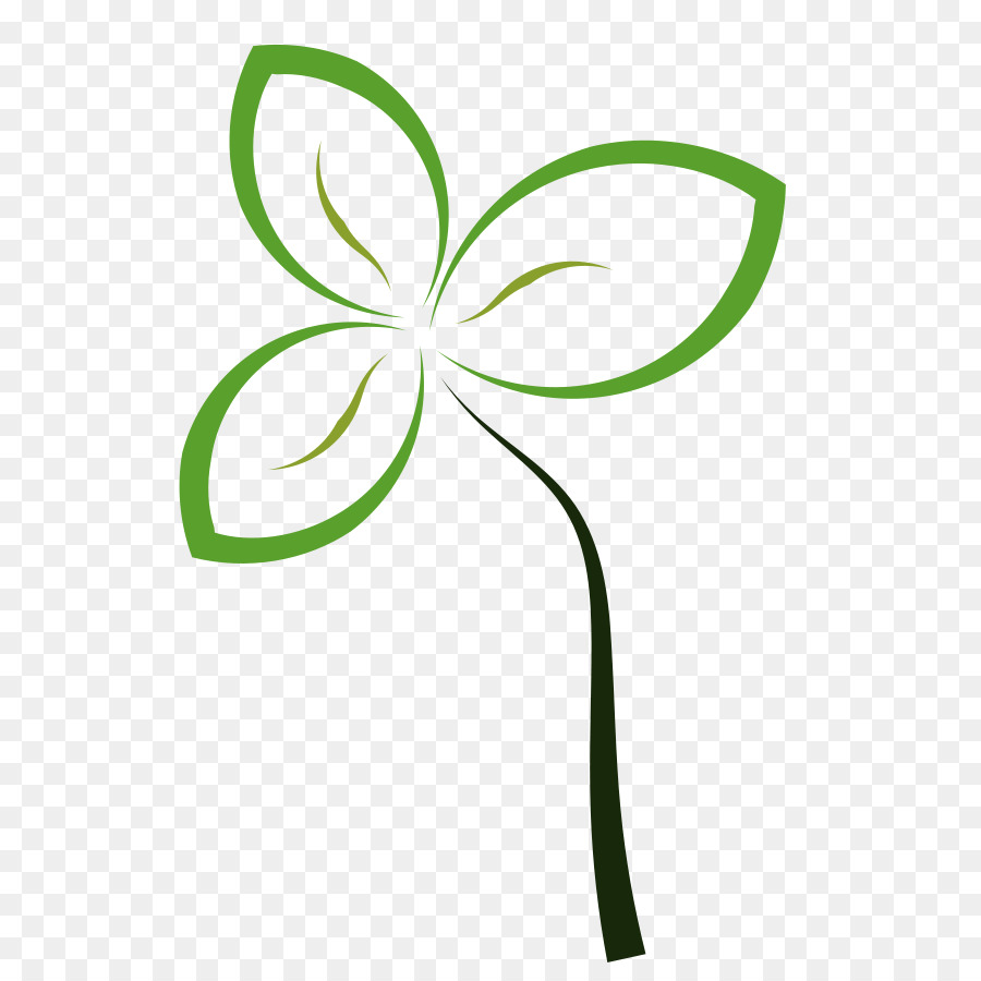 sprouting seed brussels sprout clip art flower petal outline