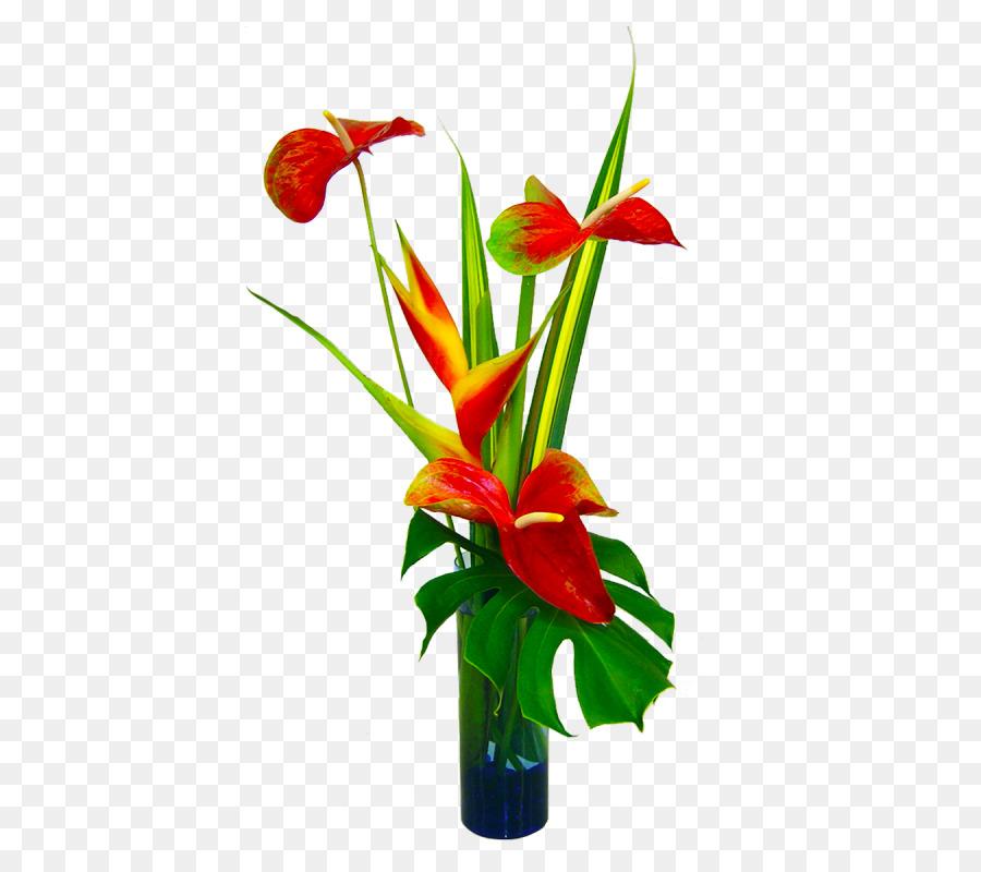 Hawaii Flower bouquet Floristry Clip art - Hawaiian Flower Clipart ...