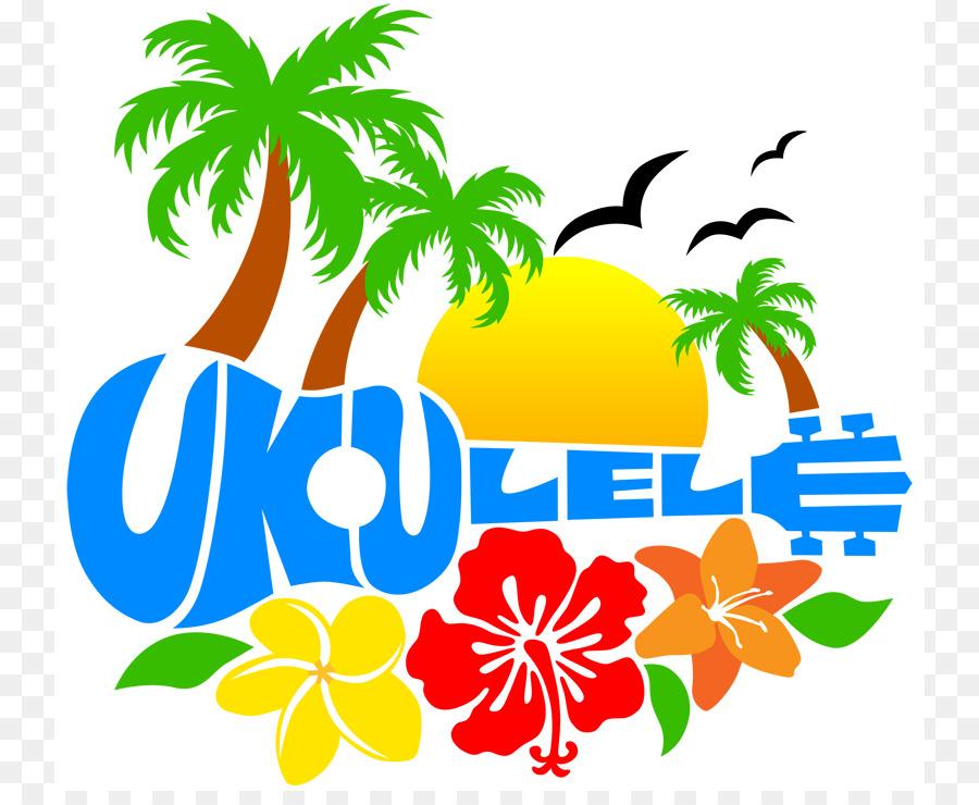 hawaiian ukulele logo clip art hawaiian luau clipart png download rh kisspng com luau clip art free luau clip art borders