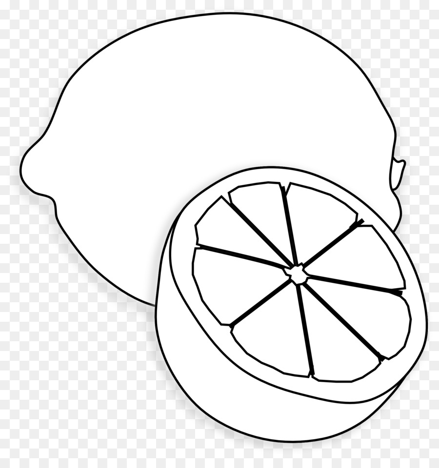 lemon juice black and white clip art lemon outline