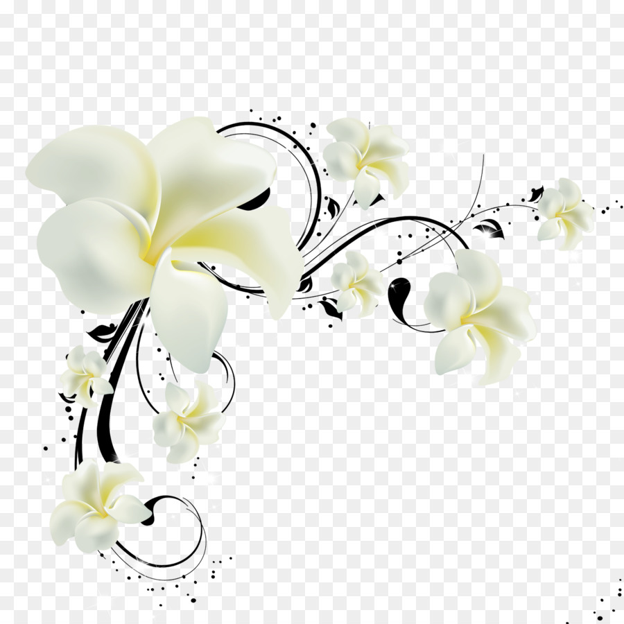 Paper Wall Television Wallpaper Flowers Png Download 14171417