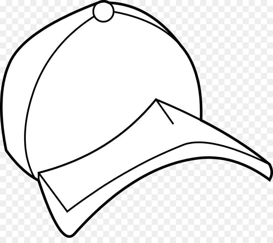 Gorra de béisbol para Colorear libro Sombrero Clip art - DE DIBUJOS ...
