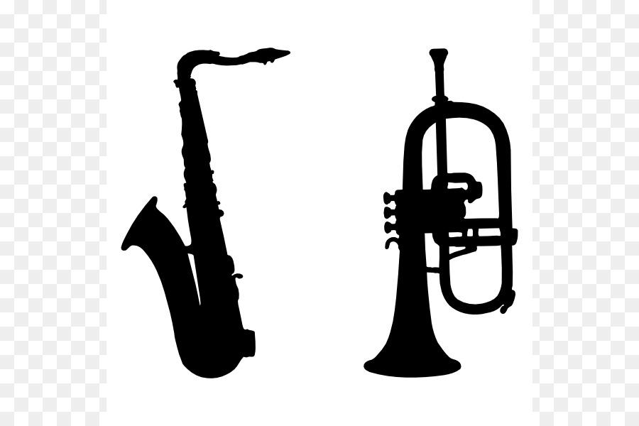 mellophone saxophone silhouette trumpet clip art jazz saxophone rh kisspng com saxophone clipart free saxophone clip art free