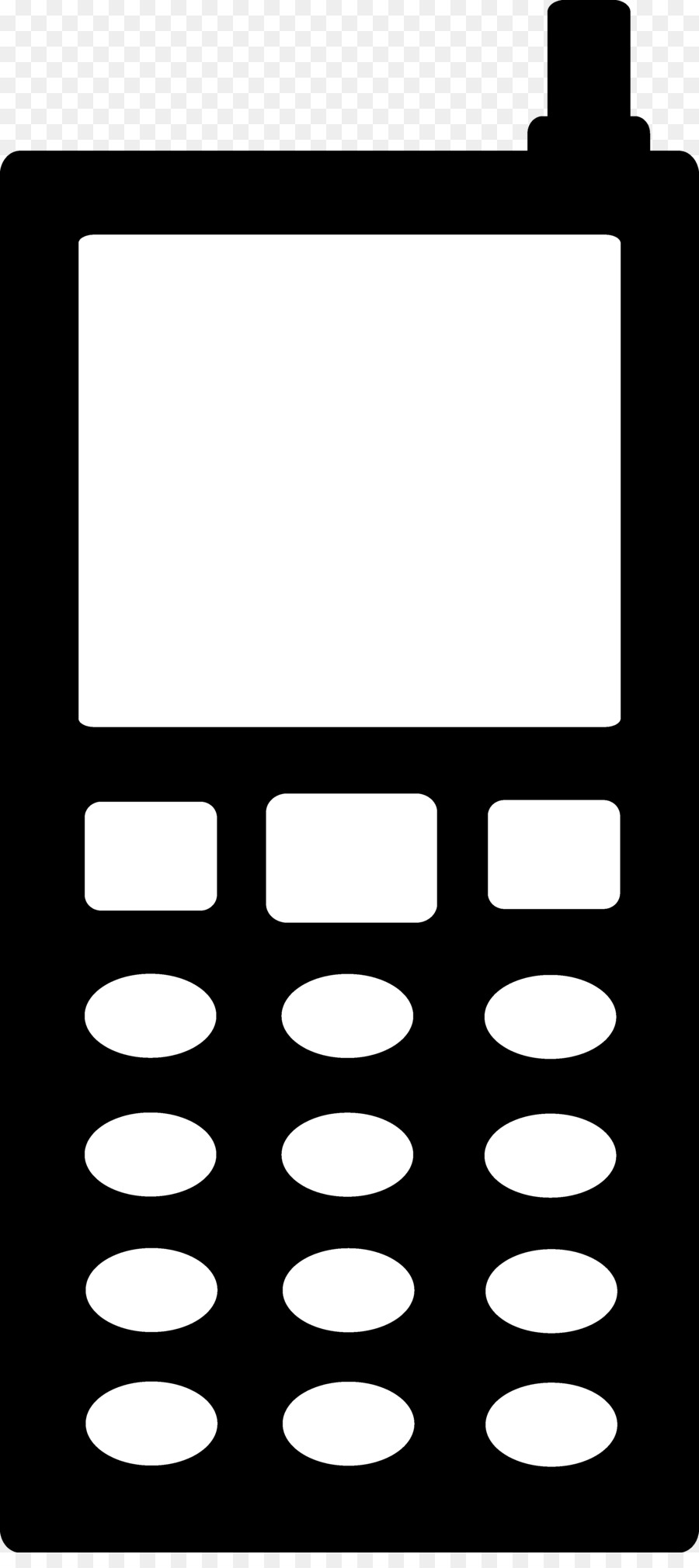 telephone silhouette clip art no cell phone clipart png download rh kisspng com cell phone clipart black and white