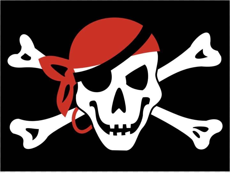 jolly roger piracy flag skull and crossbones clip art funny rh kisspng com Pirate Girl Clip Art Word Clip Art