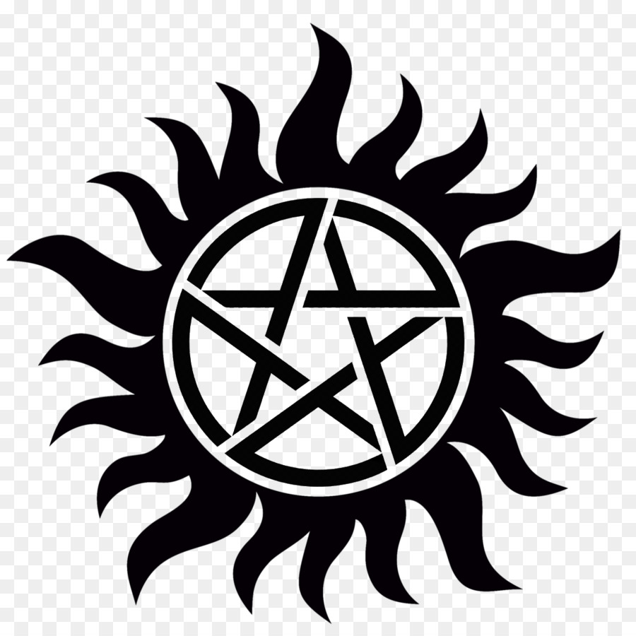 Dean Winchester Symbol Demonic Possession Supernatural Devils Trap